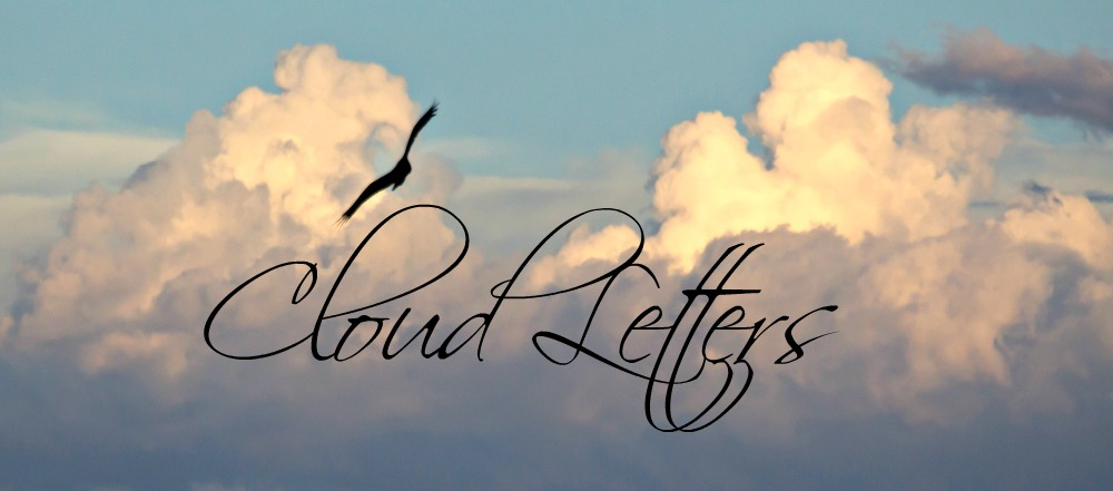 Cloud letters. Gumby Legacy
