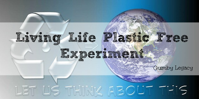 Living Life Plastic Free  - an experiment into living minimisimg the use of SUP's