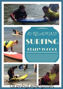10 reasons why surfing really is cool!